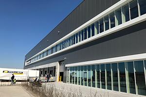 Groot gebouw gekeurd door Meijer Verduurzaamt